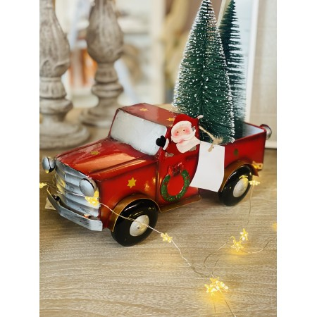 Furgone di Babbo Natale